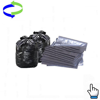 China Manufacture HDPE Garbage Plastic Bags with Good Quality