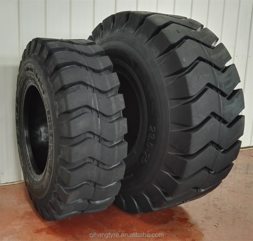 used tire otr tyre China cheap earthmover tires 23.5-25