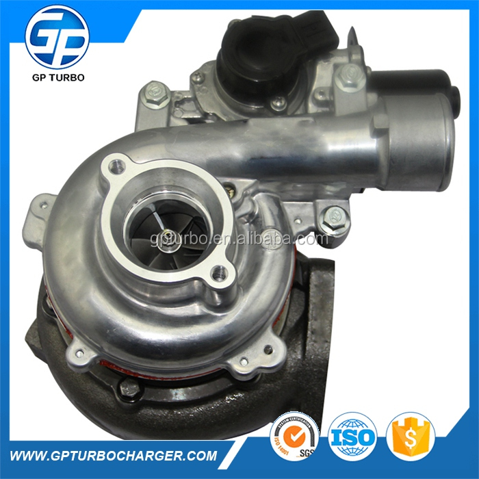 Electric Turbocharger Mercedes: Diesel Engine Ct16v 17201-ol040 Electric Turbocharger For