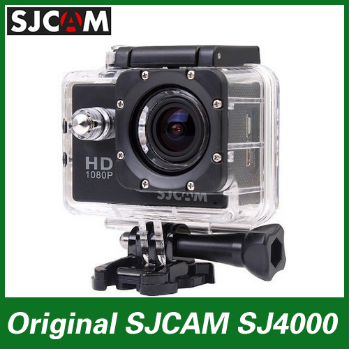 Full HD F23 SJ4000 Sport DV Waterproof Camera 1080P Sports Helmet Action Mini Video Camera Car DVR