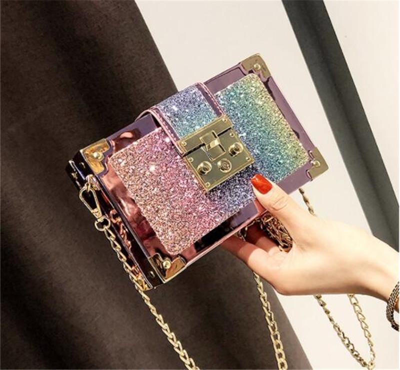AILU مصنع المبيعات الساخنة سلسلة حمل حقيبة الكتف حقيبة حقيبة يد