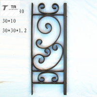 Cast Iron Post Finials Fence Accessories