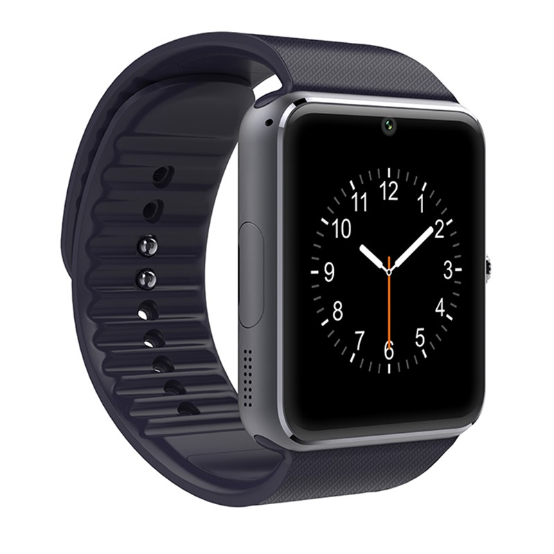 Free Shipping Wholesale Smartwatch gt08 SIM Card Phone Call Android Bluetooth Smart Watch