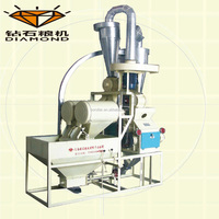 Commercial and home use 10ton per day wheat flour milling machine