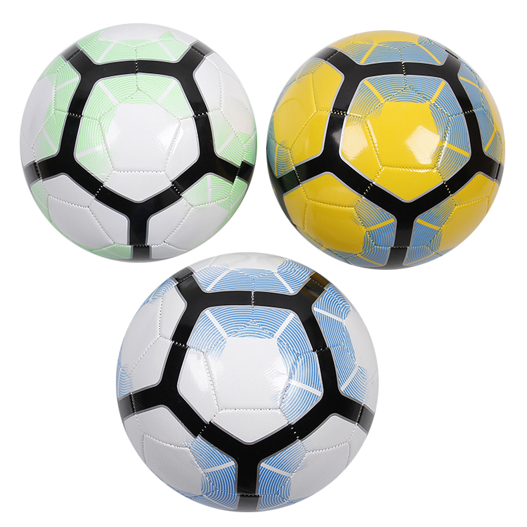 cheap football latest football PU PVC soccer indppr ball