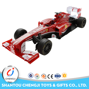 New design high speed racer vehicle toy 4channel rc formula 1 car