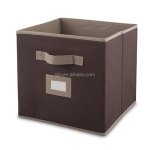 the lowest price in the whole net same quality Non-Woven Fabric Easy To Fold Household large shoe box storage