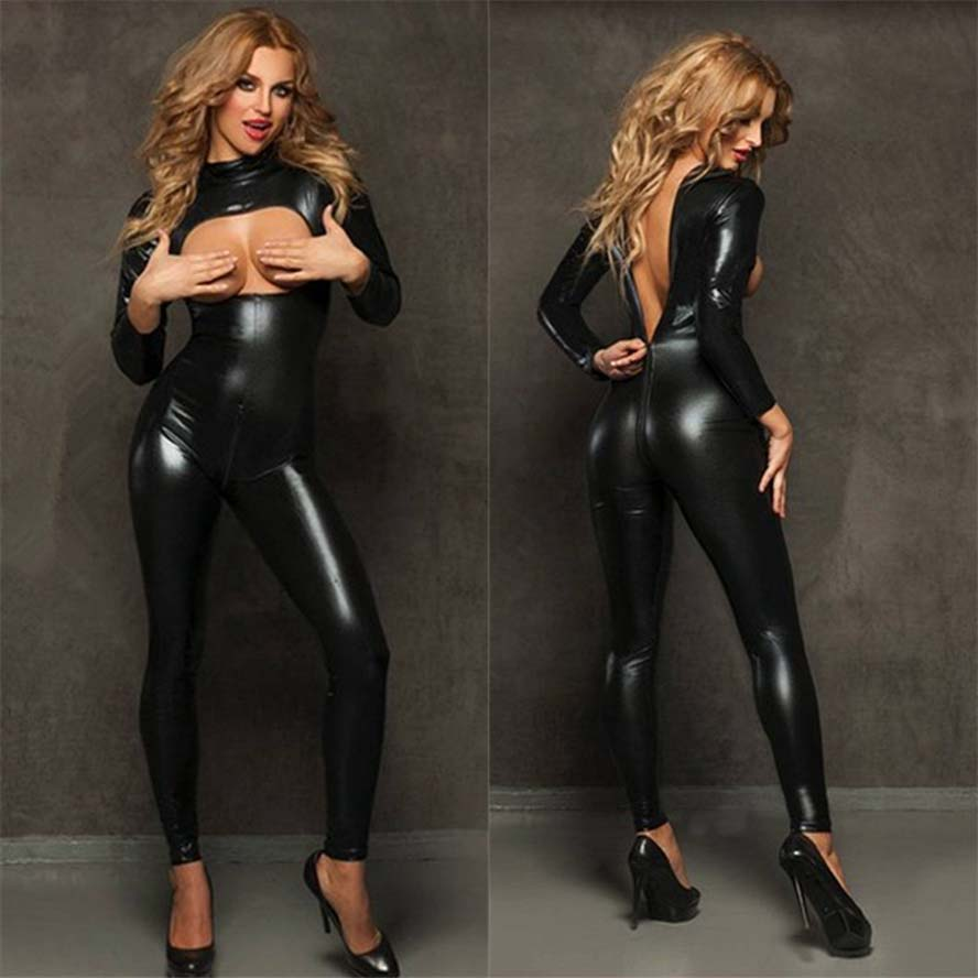 sexy babes wearing leather pvc and catsuits jpg 422x640