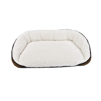 Aspen Pet Round Dog Bed Oval Couch Sofa