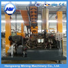 Integrated DTH Crawler rotary drilling rig For Blast Hole