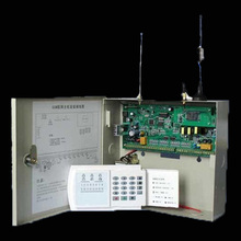 anti-theft RF 315 gsm & pstn bedroom security system