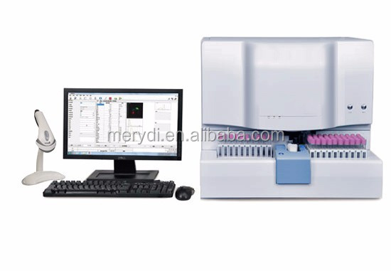 Clinical Blood Measurement Instrument CBC-6000 Medical hematology analyzer