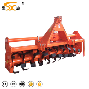 CE proved TGLN-200 side gear transmission drive rotary cultivator rotavator price