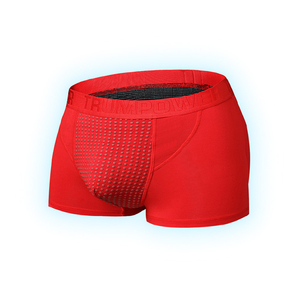 Superior Exotic underwear Penis boxer mature Cotton Sexy men's Power briefs For men intimo uomo