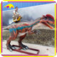KANO1278 Kids Attraction Safety Riding Dinosaur Toy