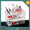 Cheap Acrylic Cosmetic Organizer Case With Drawers