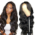 Glueless perruque human hair full lace wigs, wholesale body wave full lace human hair wig, other water wave wig sale