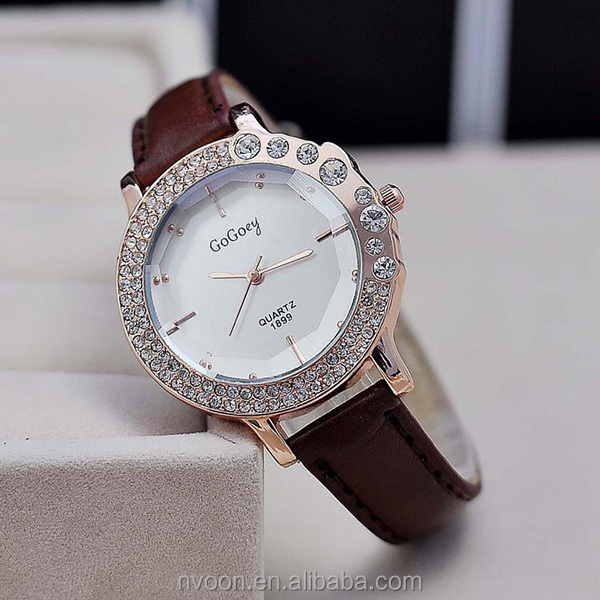 Cheapest women diamond crocodile watch