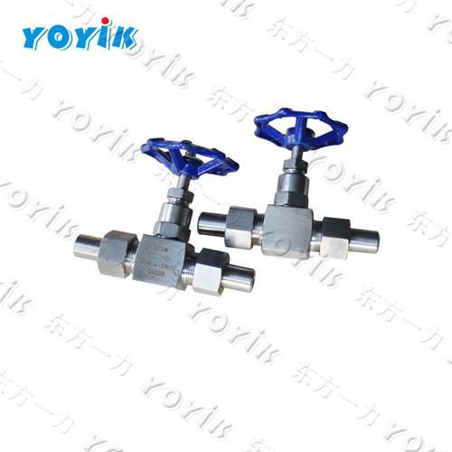 Power station generator valve J24W-320P globe valve