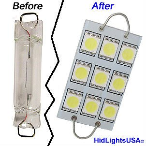 Gp Thunder 211-2 561 562 564 1142 9 Smd Led Rigid Loop Bulbs
