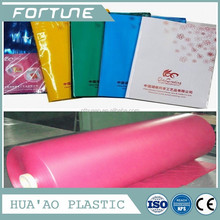 PVC Stationary Files & Folders , Albums main material