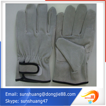 China Supplier Eco Friendly White Working Hand Gloves In Industry ...