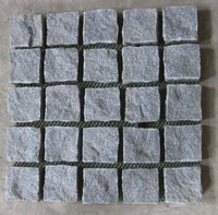 Outdoor natural granite paving stone