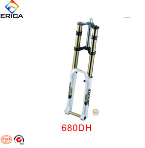 Bicycle Parts Zoom Double Crown 680DH Suspension Downhill Bike Front Fork