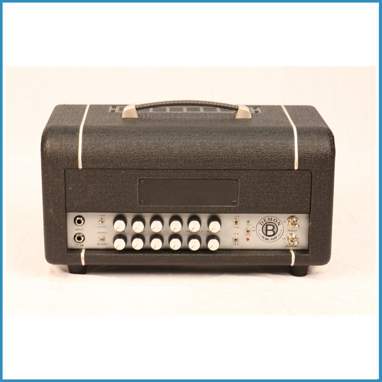 all tube mini 25/10 watts guitar amplifier with transparent electronics