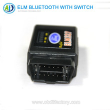 Elm 327 <span class=keywords><strong>Bluetooth</strong></span> con Interruttore OBD2 Can Bus Scanner, Auto <span class=keywords><strong>ELM327</strong></span> OBD2 <span class=keywords><strong>Bluetooth</strong></span> Top <span class=keywords><strong>Strumento</strong></span> <span class=keywords><strong>di</strong></span> Diagnostica Auto