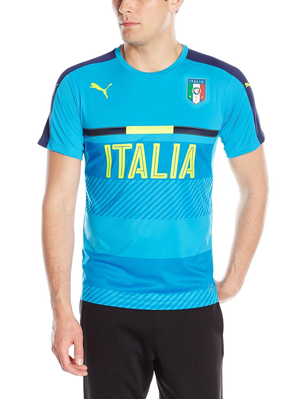 Puma Men's Figc Italia Training Jersey