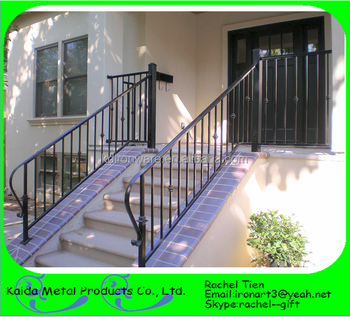 Outdoor Stair Steps Lowes/ Wrought Iron Railings