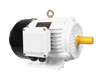 YVP series 90kw frequency conversion speed adjustable electric motor