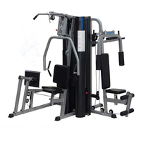 Hot Sale 5 Station Strength Exercise Machine Multi Function Gym Equipment for Commercial