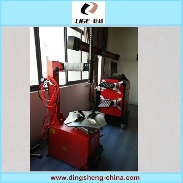 tyre changing machine