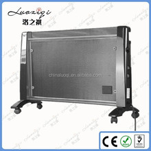 Portable Panel Mica 2000W Electric Heater Room Convection Heater