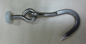 stainless steel meat hook single hook