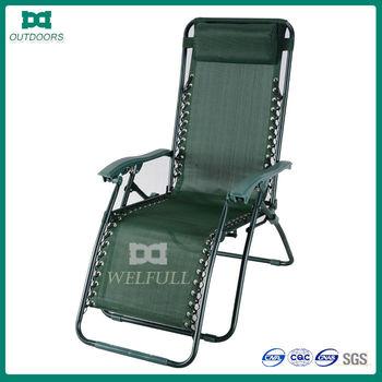 Folding Adjustable Reclining Sleeping Chair