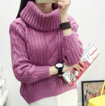 Zm33008a College Girls Latest High Neck Sweater Trendy High Neck Winter  Hoody Sweaters , Buy Girls Latest Sweaters,Trendy Girl Sweater,Hoody  Sweater