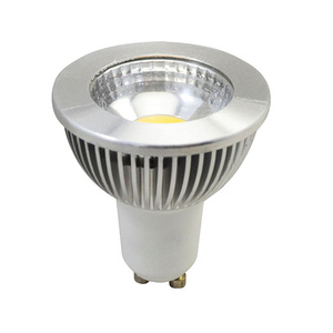 China Suppliers CE CUL Warm White Cool White COB 60 degree 12V 110V 220V GU10 MR16 Led Spot Bulb Light for hotel and supermarket
