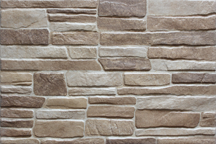 3d digital printing exterior wall brick ceramic tiles for House outer wall design