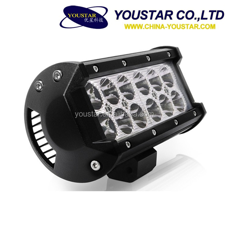 7 led light bar 36w portable led light bar ip68 12v 4wd mini 7 led light bar 36w portable led light bar ip68 12v 4wd mini truck led mozeypictures Images