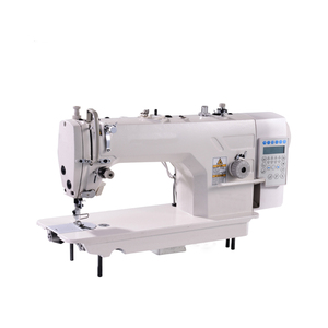 best price 4in1 computerized industrial cloth sewing machine for texlie