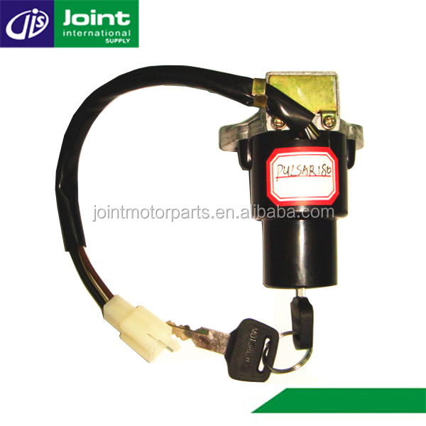 For Bajaj Pulsar 180 Parts Motorcycle Ignition Coil Starter Switch ...