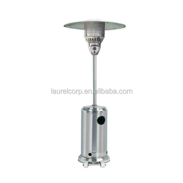 Stainless Steel Mushroom Type Outdoor Balcony Elegant Lpg Patio Heater Gas Portable Product On