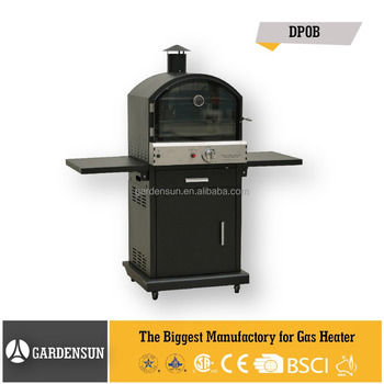 Gas Pizza Oven Dpob Gardensun 16 000btu With Ce Csa Aga