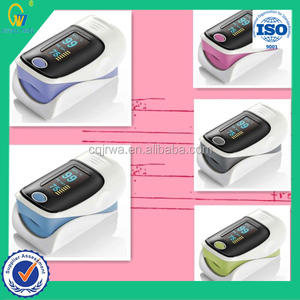 Portable Cheap Medical Blood Testing Machine Fingertip Pulse Oximeter
