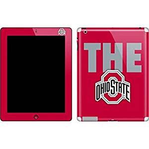 Ohio State University iPad 2 Skin - OSU The Ohio State Buckeyes Vinyl Decal Skin For Your iPad 2