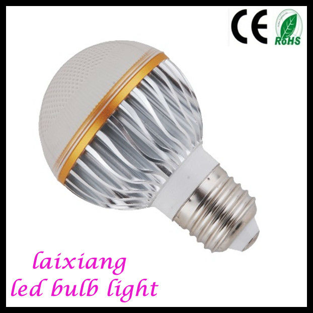 hot sale Super bright gu24 led light bulbs with CE&RoHS 3W 270lm