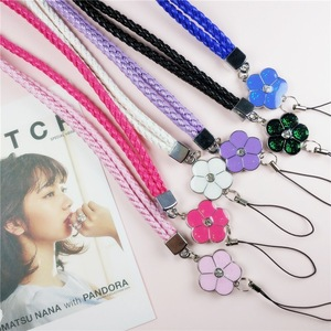 High quality key strap card string key chain mobile phone lanyard for sale